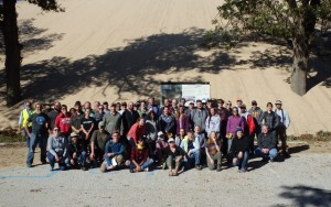 Field trip attendees