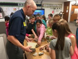 PGI visits Millford Elementary